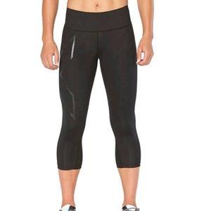 2xu compression leggings mens black leggings sport